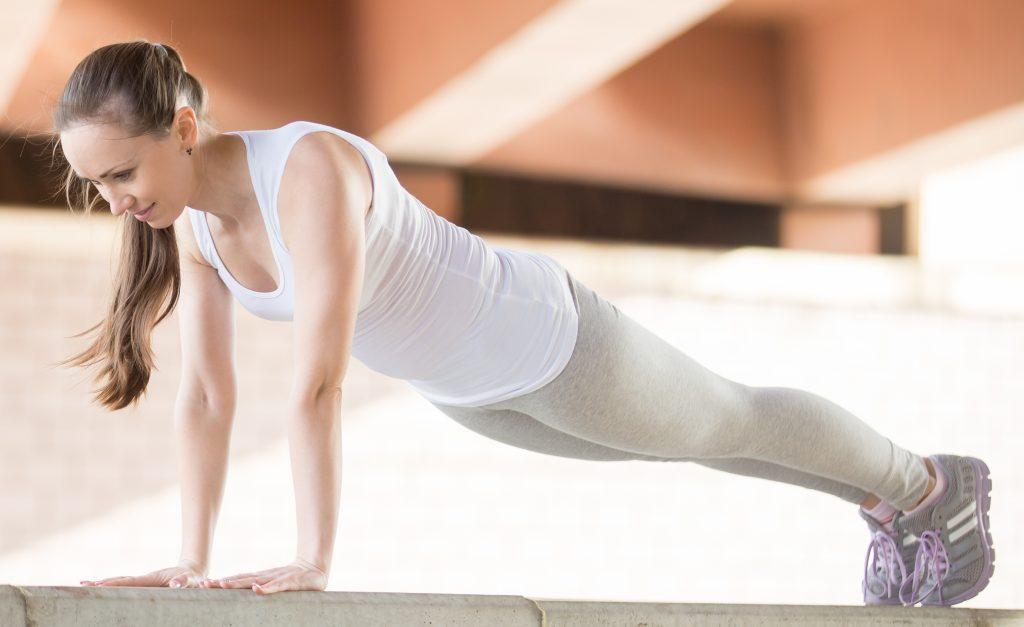Kumbhakasana - Plank pose